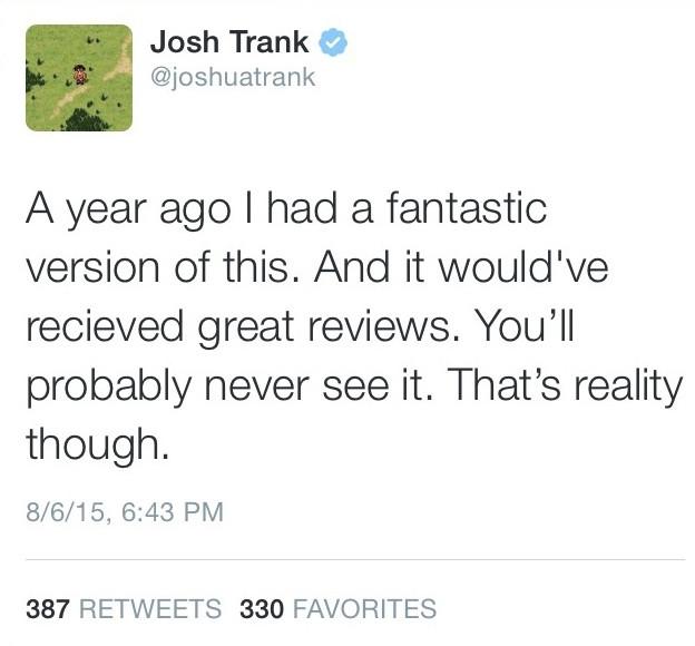 trank tweet fantastic four