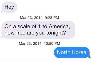 best worst funny tinder messages