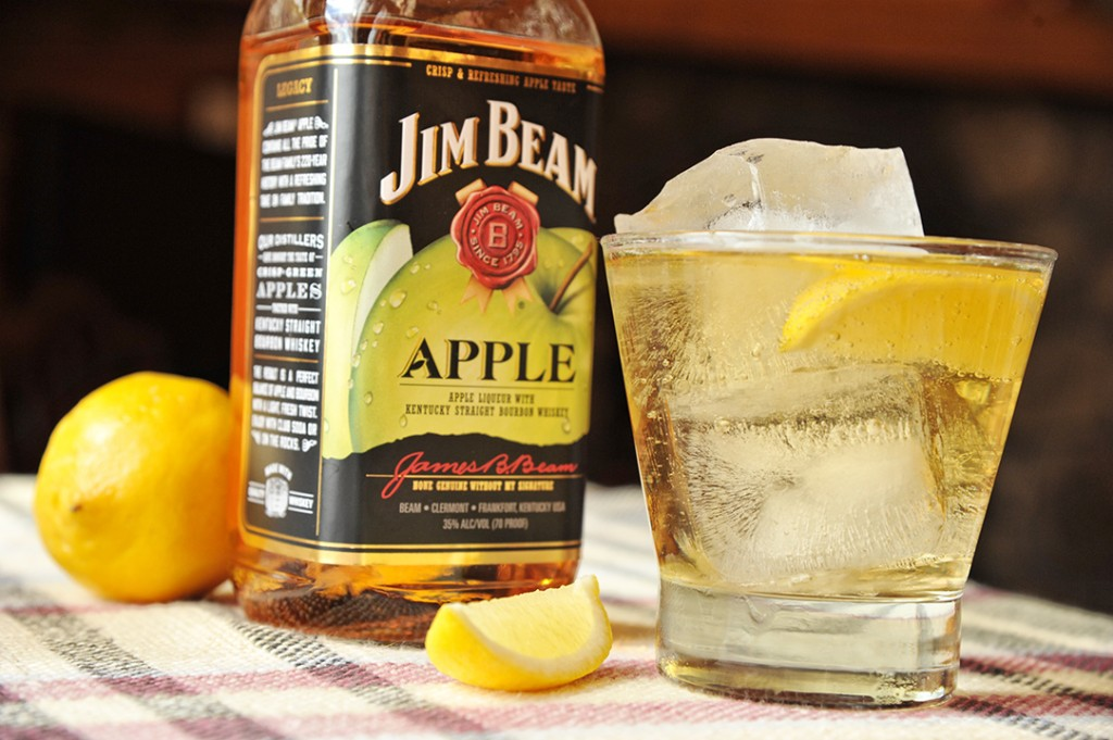 Jim Beam Ginger Cider