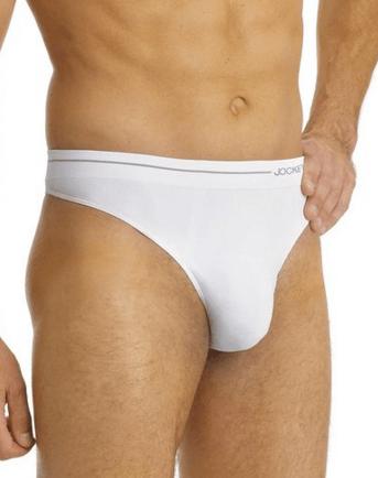 jockey man thong underwear