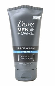 dove face cleanser