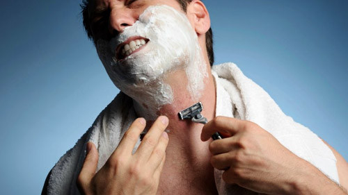 pimples-after-shaving