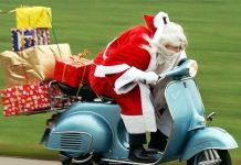 santa holiday gift guide