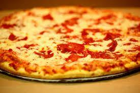 men eat more pizza to impress women
