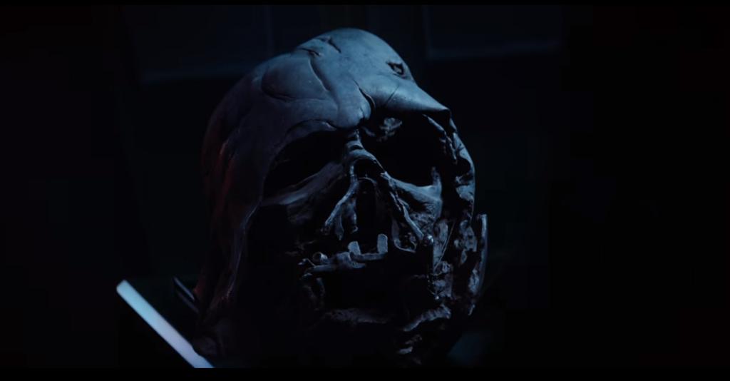 star wars force awakens darth vader