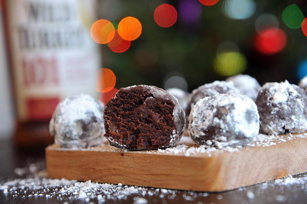Bourbon Balls Recipes — Dishmaps