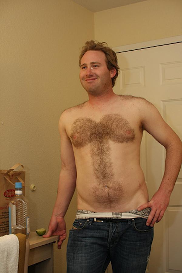 body hair 3