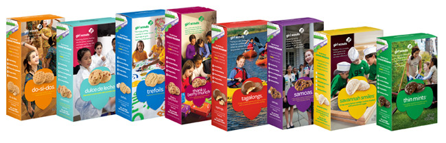 The Best Wines For Your Favorite Girl Scout Cookies