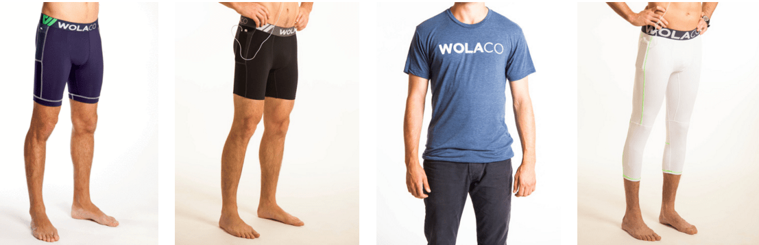 wola-co fitness gear for men