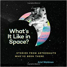 whats it like in space book