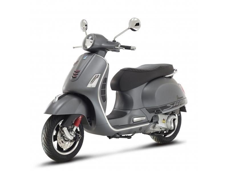 Vespa GTS 300 scooter