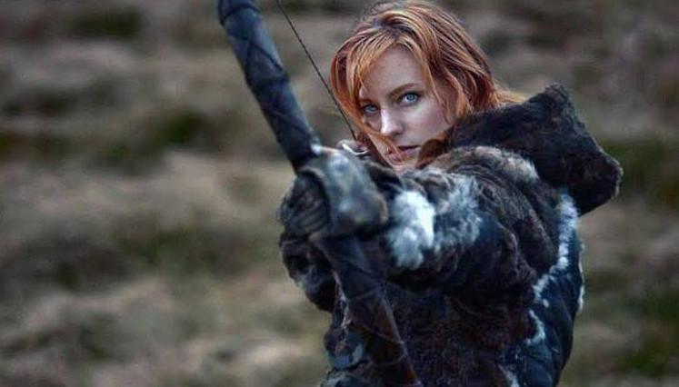 Ygritte warrior