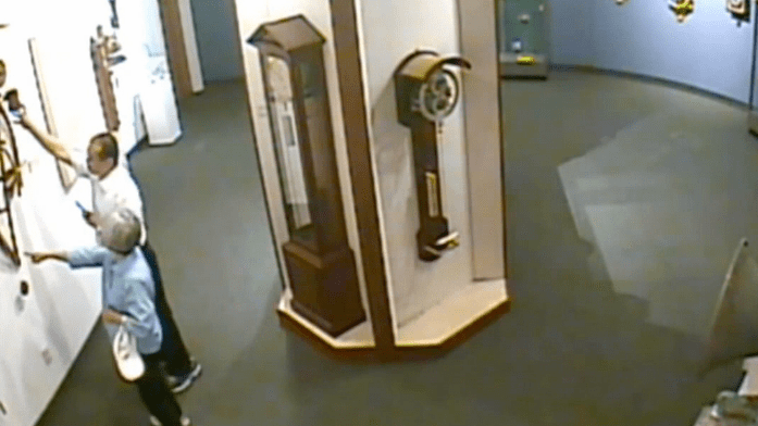 watch and clock museum