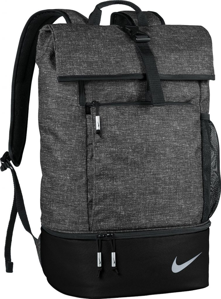 cool gym bags for men nike grey