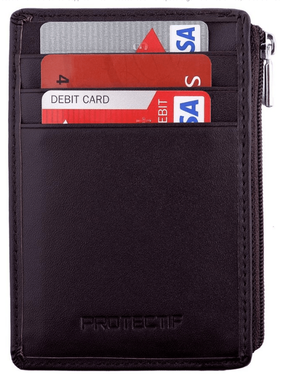rfid wallet sleeve