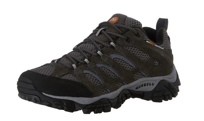 merrell best hiking shoes for men