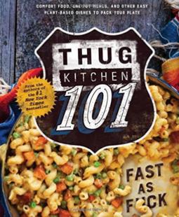 guy cooking thug kitchen