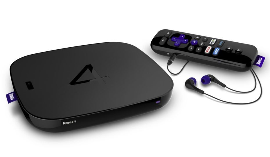 roku ultra streaming device new