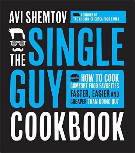 best cookbooks for single guys