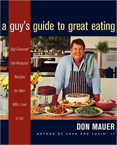 single guy cook books