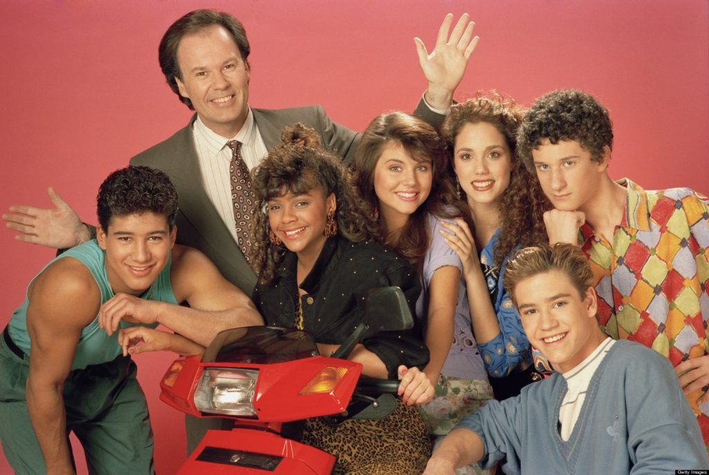 Saved by the Bell fan theory