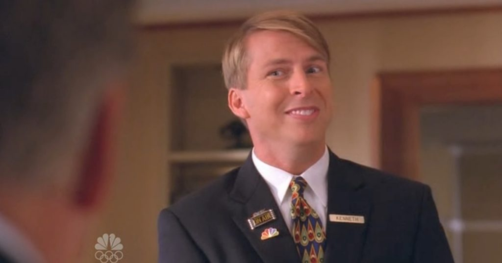 kenneth 30 rock theories