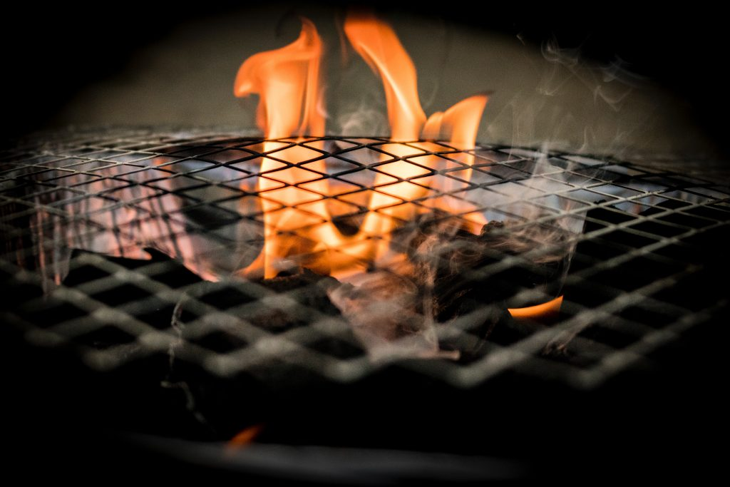 shallow focus photography of fire 1275691