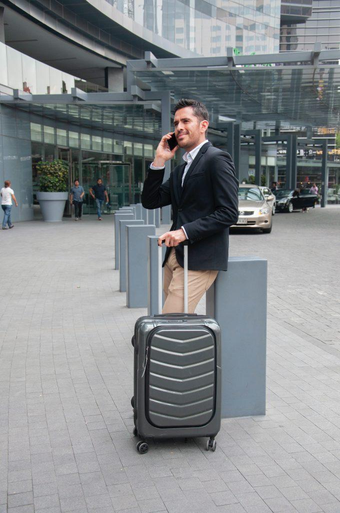 amn holding luggage bag 2229526