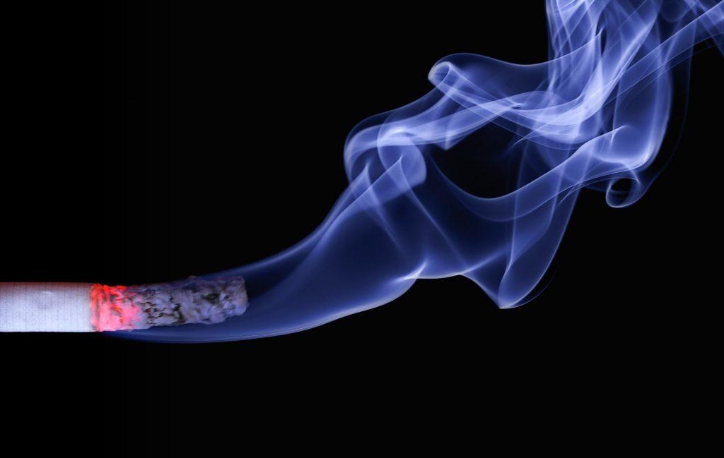 cigar cigarette smoke macro 70088