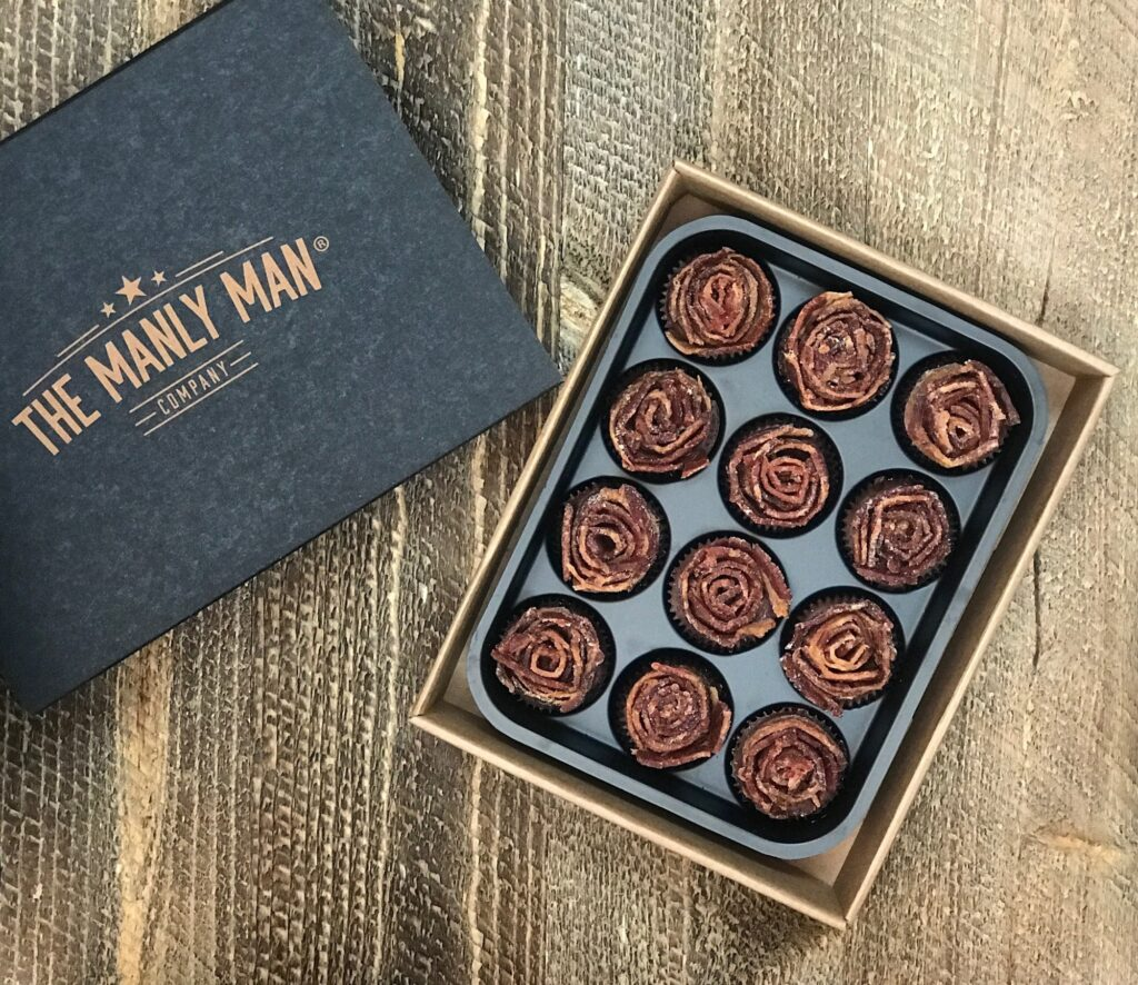 bacon jerky roses dark chocolate full dozen awesome gifts co 10927807365219 2000x